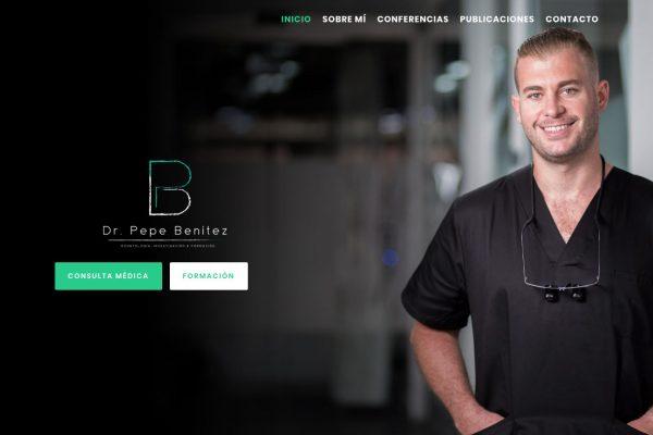 Doctor Pepe Benitez